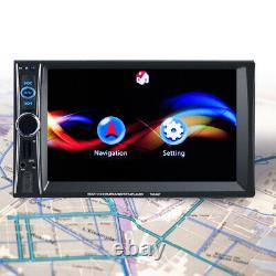 6.6 Touch Screen GPS Bluetooth FM WiFi Radio Stereo MP5 Player Remote Control