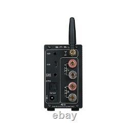 AD18 Bluetooth DAC Amplifier Pure Digital Audio Amp 80W2 with Remote Control X