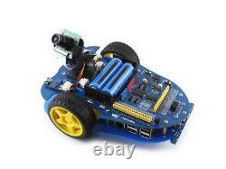 AlphaBot Smart Car for Raspberry Pi 3 Model B Plus IR Control Line Tracking etc