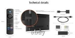 Amazon Fire TV Stick 4K Voice Remote TV Control Streaming Box Netflix UltraHD AU