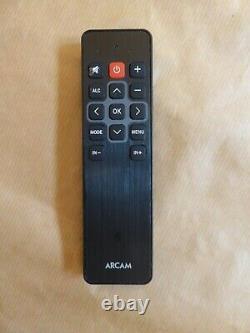 Arcam Solo Bar Soundbar with remote control