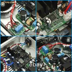 Bluetooth 5.0 AK4493-ICE125ASX2 Remote control Class D Power amplifier 65-125W