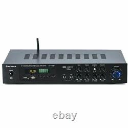 Bluetooth Remote Controls 5.1 Channels High-power Amplifier For Home Theater New