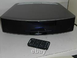 Bose Wave IV Music System With Cd Player & Remote Control Am FM Radio Alarm