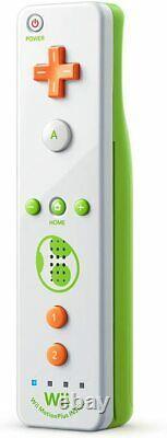 Brand New Nintendo Wii Official Remote controller Plus Yoshi Super Mario #685
