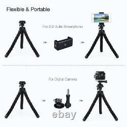 Camera tripod Flexible octopus phone stand Bluetooth remote control Film/Vlog