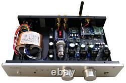 DAC-03 6N3 Vacuum Tube CSR8675 Bluetooth Remote Control Decoder Preamplifier DAC