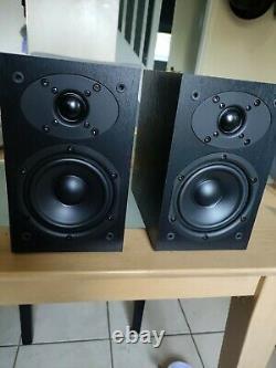 Denon RCD-M41DAB Silver Hi-Fi CD DAB+ SC-M41 Speakers Bluetooth Remote Control