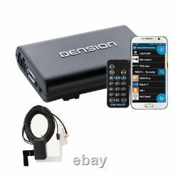 Dension DAB+M Digital DAB Radio Adapter FREE Remote Control and Aerial DBM1GEN