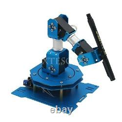 Drawing & Writing Industrial Robot Arm Mobile Phone APP Bluetooth Remote Control