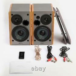 Edifier R1280T Active Bookshelf Speaker System with Remote Control