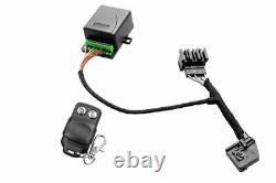 For Audi A6 4G A7 SQ5 8R Original Kufatec Sound Booster Remote Control Bluetooth