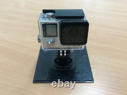 GoPro Hero 4 Black with lot accessories (Go Pro), waterproof case, remote control