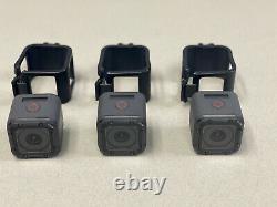 Gopro sessions 5 (3 cameras) plus remote control