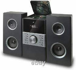 HC425B GPX Stereo Home Music System CD Player & AM/FM Tuner, Remote Control NEW