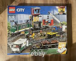 LEGO 60198 City Cargo Train Bluetooth Remote Control Set New & Sealed