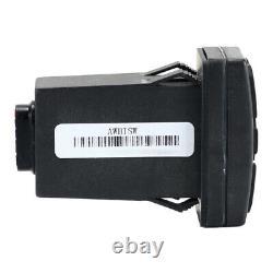 MTX Audio AWBTSW Bluetooth Rocker Switch Receiver / Controller Universal NEW