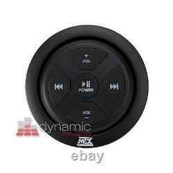 MTX MUDBTRC UTV ATV Marine Universal Bluetooth Receiver / Remote Control New