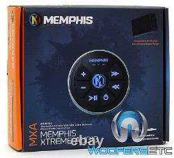 Memphis Mxabtrx Bluetooth Controller Aux Usb Boat Marine Motorcycle 5 Volt Out