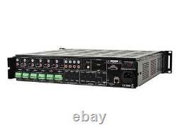 Monoprice 6 Zone Home Audio Multizone Controller and Amplifier Kit