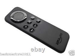 NEW Amazon Fire TV Stick Remote Control CV98LM Clicker Bluetooth Player Remote