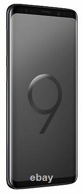 NEW Samsung Galaxy S9 SM-G960U 64GB UNLOCKED BLACK GSM T-MOBILE AT&T VERIZON