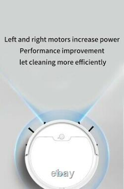 New ECOVACS Remote Controller Robot Vacuum Cleaner with Max Power Suction