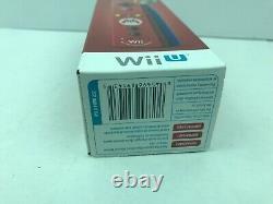 New Nintendo Wii U Remote Plus controller Mario US Release Factory Sealed