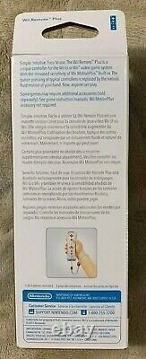 Nintendo Wii/Wii U Remote Plus Controller Toad North American Version