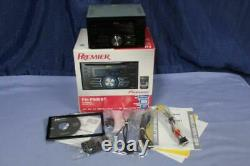 Pioneer FH-P800BT In-Dash Double Din CD Player Bluetooth Remote Control USB