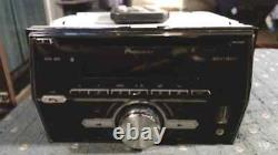 Pioneer Fh-x700bt Bluetooth Radio CD Player With Remote Control Tested Working