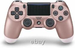 PlayStation 4 DualShock 4 Rose Gold Controller Sony PS4 Wireless Remote NEW
