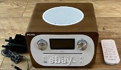 Pure Evoke C-D4 DAB/FM Radio/Bluetooth/CD Player With Remote Control (Free Post)