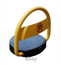 Remote Controlled Battery Powered Parking Hoop Barrier (battery powered)