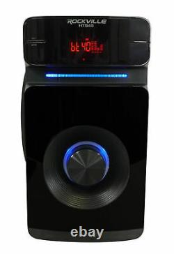 Rockville HTS45 600w 5.1 Channel Bluetooth Home Theater Audio System+Subwoofer