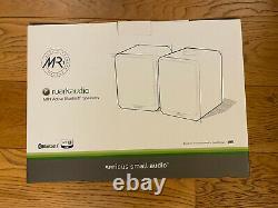 Ruark MR1 Bluetooth Speakers Rich Walnut Apt-x Remote Control Great Condition