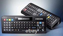 SAMSUNG Smart 2in1 QWERTY Remote Control For Samsung SmartTV RMC-QTD1 Used