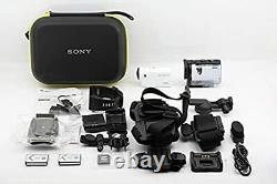 SONY FDR-X3000R Action Cam 4K View Remote Control Kit Japan Domestic Version