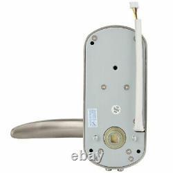 Smart Door Lock Bluetooth APP Remote Control Password Key Lock For Home Security