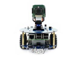 Smart Robotics Bluetooth/Infrared/WiFi Remote Control for Raspberry Pi 3 B Plus