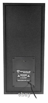 Soundbar+Wireless Subwoofer Home Theater System For Sharp HDTV Television TV