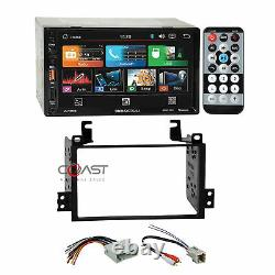 Soundstream 7 USB PhoneLink Stereo Dash Kit Harness for 03-11 Lincoln Town Car