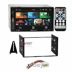 Soundstream 7 USB PhoneLink Stereo Dash Kit Harness for Ford Lincoln Mercury