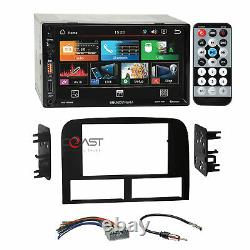 Soundstream USB Bluetooth Radio Dash Kit Harness for 02-04 Jeep Grand Cherokee
