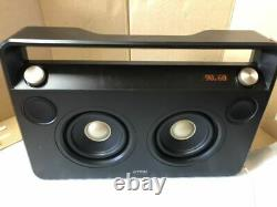 TDK Bluetooth speaker A73 with cable remote control AC100V240 Replace Battery
