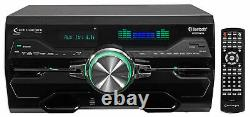 Technical Pro DV4000 4000w Home Theater DVD Receiver+(4) 6.5 Ceiling Speakers