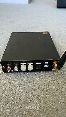 Topping DX3 Pro Black Remote Control Desktop Audio Amplifier