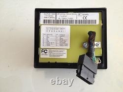 VW Touran Golf AUX Multimedia DVD CD Bedieneinheit Individual Blende 1T0035331