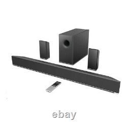 Vizio S3851w-D4 38-inch 5.1 SoundBar Speaker Wireless Sub Bluetooth