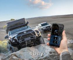 WARN ZEON VR EVO Winch Wireless Smartphone Bluetooth Remote Control Hub 103945
